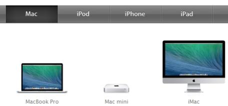 Mac, not MAC
