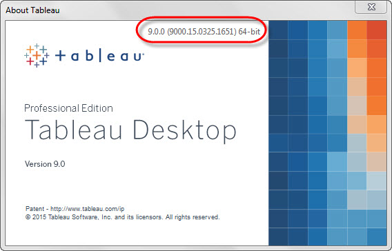 About Tableau